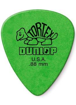 Dunlop Dunlop Standard Tortex .88 Picks, 12-Pack