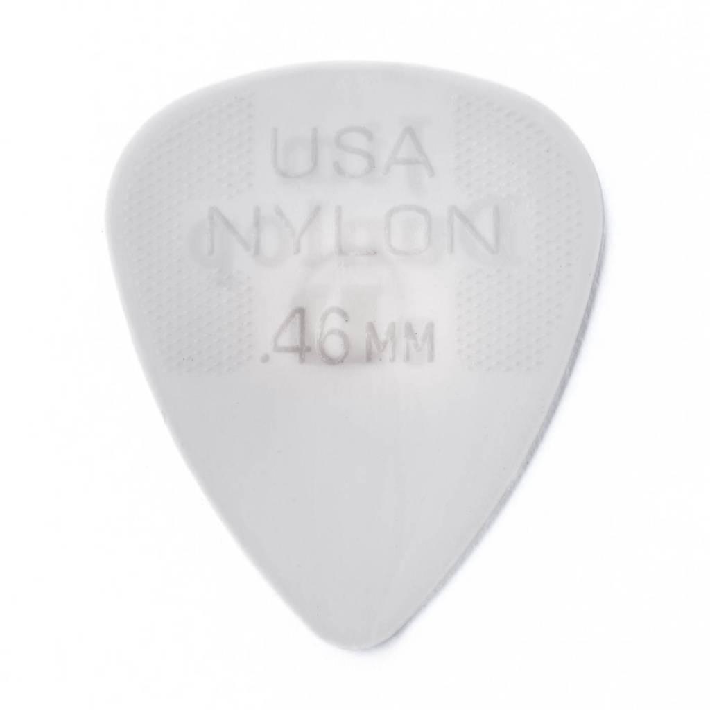 Dunlop Dunlop Nylon .46 Picks, 12-pack