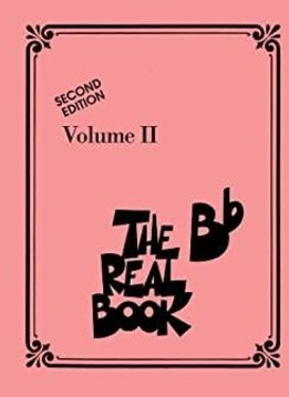Hal Leonard The Real Book Vol II 2nd Ed.