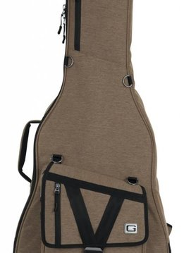 Gator Cases Gator Transit Series Acoustic Gig Bag with Tan Exterior