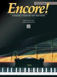 Alfred's Encore! Book 2