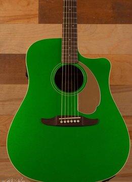 Fender Fender Redondo Player, Walnut Fingerboard, Electric Jade