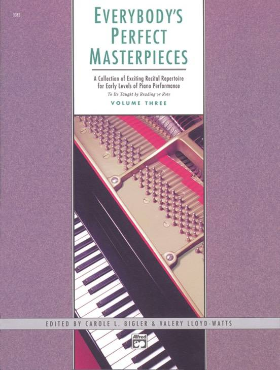 Everybody's Perfect Masterpieces Volume 3