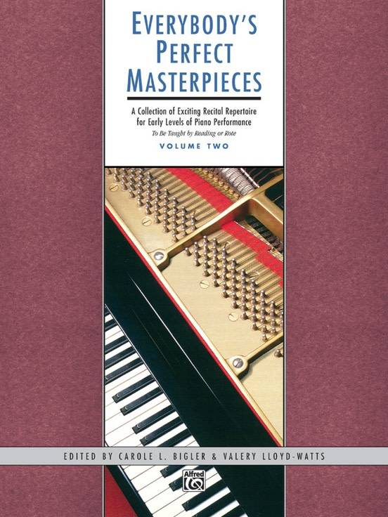 Everybody's Perfect Masterpieces Volume 2