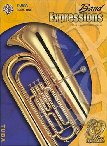 Band Expressions, Book 1, Tuba