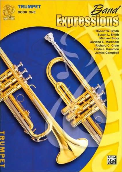 Band Expressions, Book 1, Trumpet