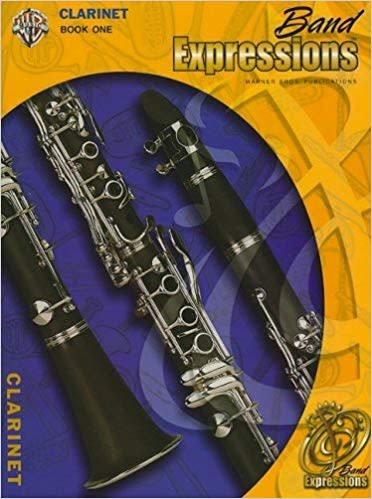 Band Expressions, Book 1, Clarinet