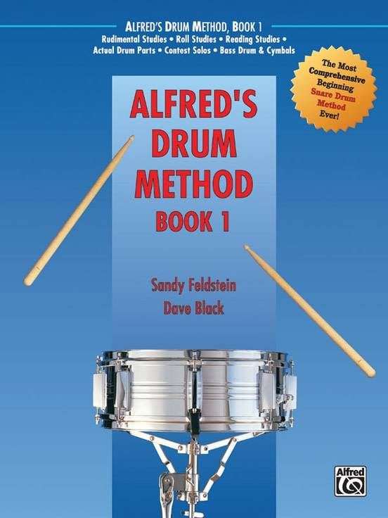 Alfred's Drum Method, Book 1, Snare