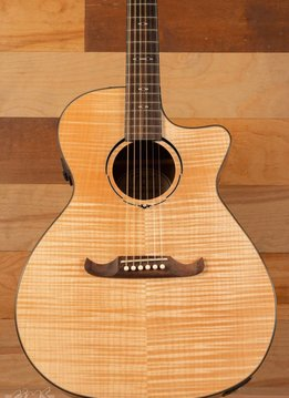 Fender Fender FA-345CE Auditorium Model Acoustic/Electric, Natural