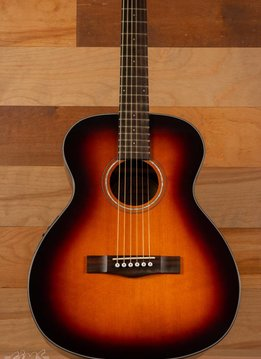 Fender Fender CT-140SE Acoustic/Electric, Sunburst with Case