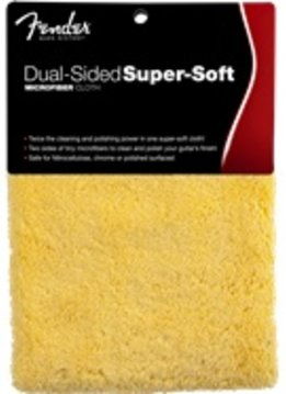 Fender Fender Dual-Sided Super Soft  Microfiber Cloth