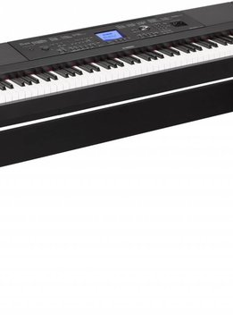 Yamaha Yamaha DGX660B Digital Piano, Black