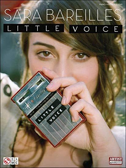 Hal Leonard Sara Barielles Little Voice Songbook