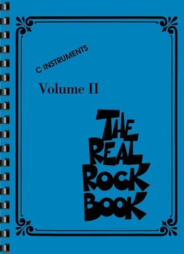 Hal Leonard The Real Rock Book - Volume II