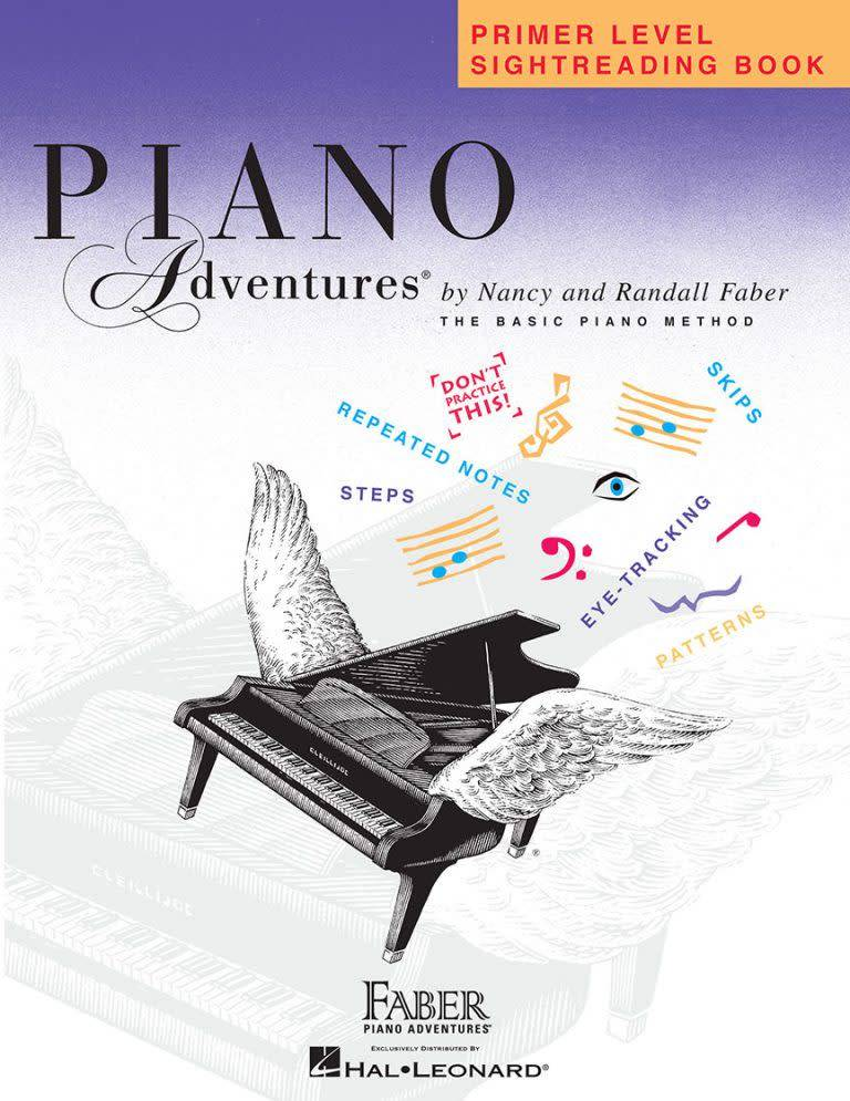 Hal Leonard Piano Adventures - Primer Level Sightreading Book