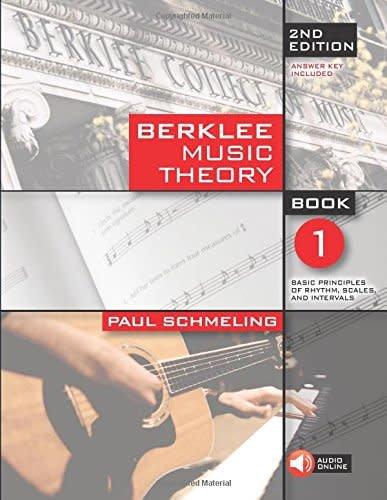 Hal Leonard Berklee Musical Theory Book 1