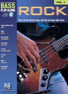 Hal Leonard Bass Play-Along - Rock W/CD