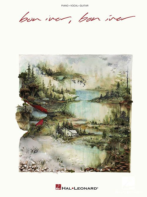 Hal Leonard Bon Iver - Piano/Vocal/Guitar