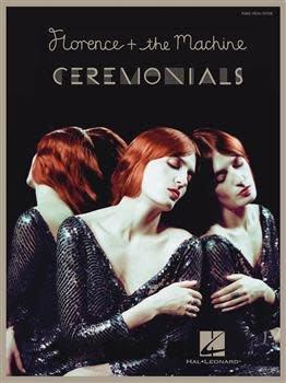 Hal Leonard Florence & The Machine - Ceremonials Piano/Vocal/Guitar
