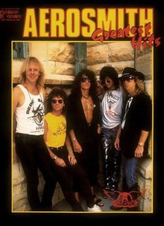 Hal Leonard Aerosmith's Greatest Hits for Guitar