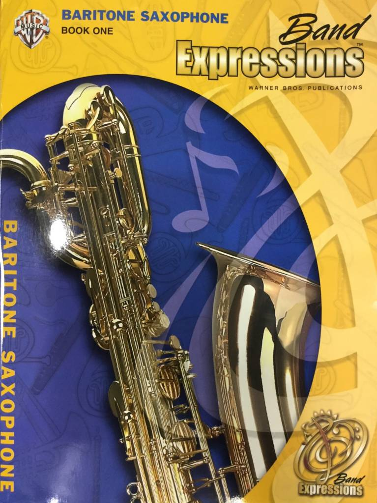 Band Expressions, Book One, Baritone