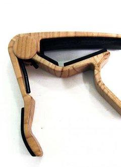 Dunlop Dunlop Acoustic Trigger Capo Maple