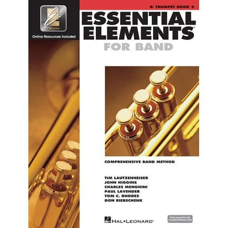Hal Leonard Essential Elements Trumpet Book 2