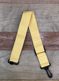 The Hug Strap The Hug Strap for Ukulele - Yellow Canvas