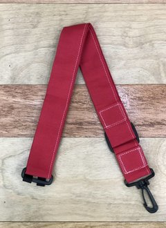The Hug Strap The Hug Strap for Ukulele - Red Canvas