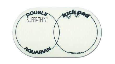 Aquarian Aquarian Super-Thin Double Kickpad