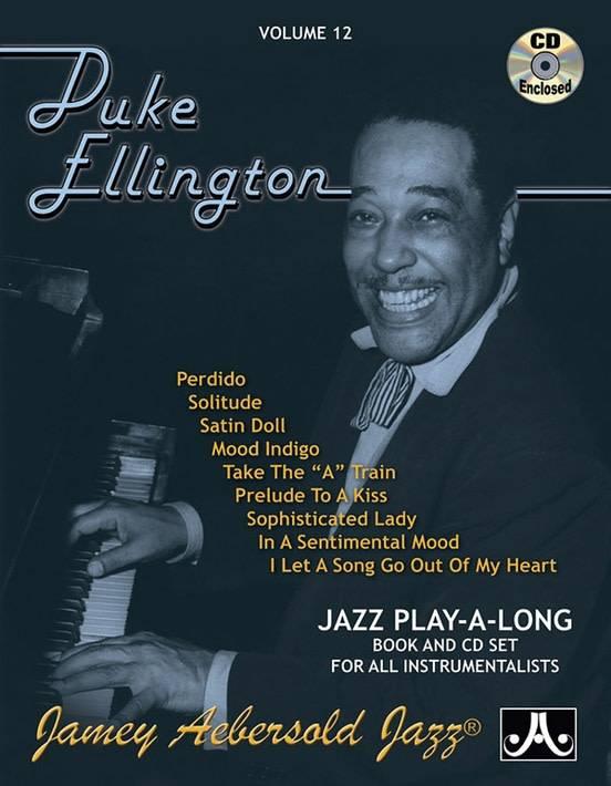 Jamey Aebersold Jazz, Volume 12, Duke Ellington Book 26 CD