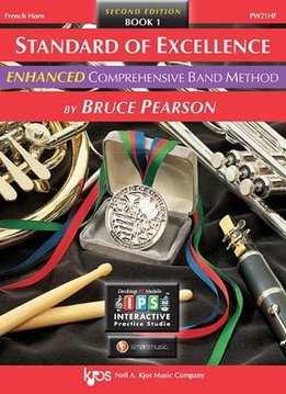 Kjos Standard of Excellence 1 Enhanced French Horn