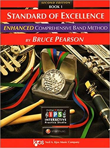 Standard of Excellence 1 Enhanced Baritone B.C.