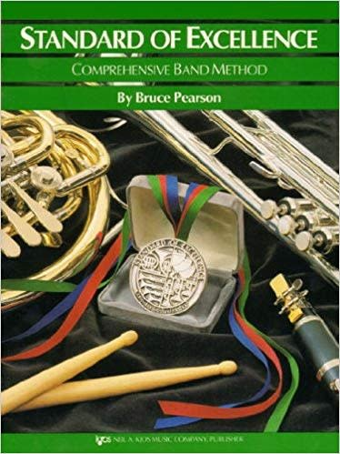Standard of Excellence 3 Enhanced Trumpet