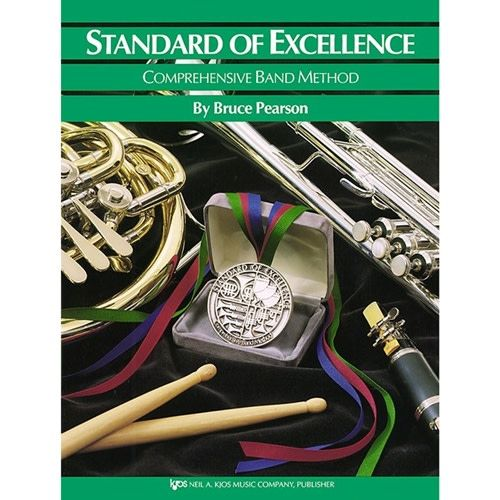 Standard of Excellence 3 Timpani and Auxiliary Percussion