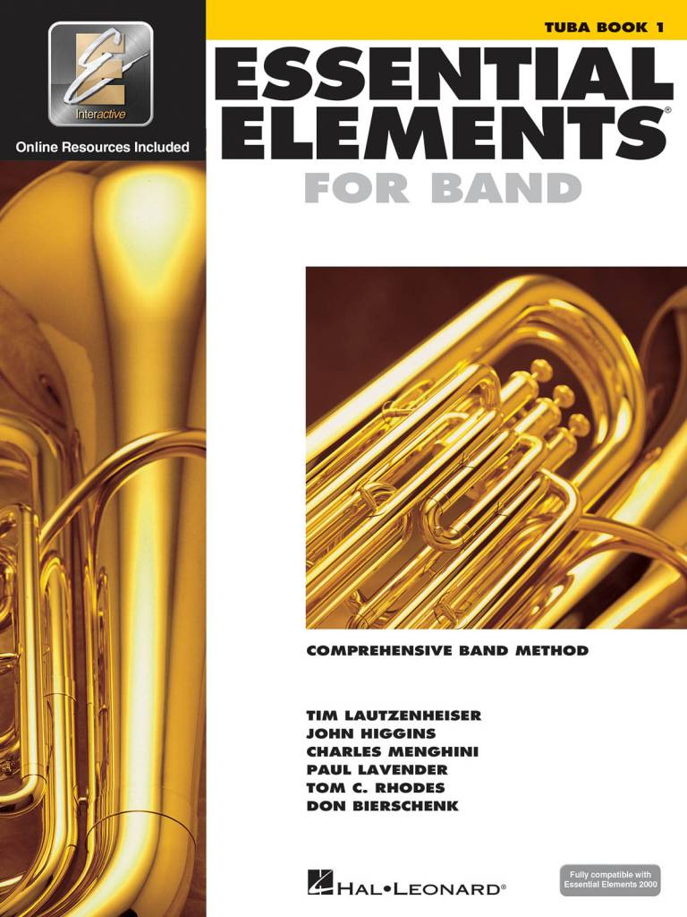 Essential Elements 2000 For Strings Book 1 Violin