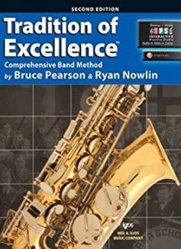 Kjos Tradition of Excellence Trumpet Book 2