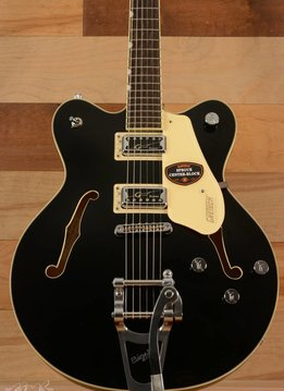 Gretsch Gretsch G5622T Electromatic®  Center Block Double-Cut with Bigsby® , Rosewood Fingerboard, Black