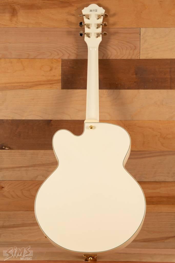 Ibanez Ibanez Artcore Series AF75TDG Hollow-body Guitar - Ivory - Mint