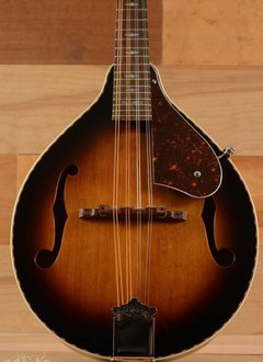 """Fender Fender Concert Tone Mandolin """"A"""" 52E, Rosewood Fingerboard, Vintage Burst"""