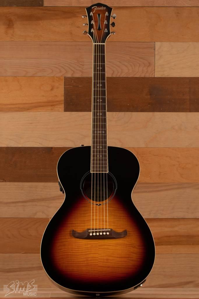 Fender Fender FA-235E Concert Acoustic/Electric, Sunburst