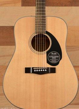 Fender Fender CD-60S Acoustic, Natural