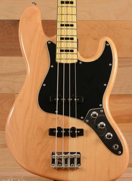 Squier Squier Vintage Modified Jazz Bass® 70s, Maple Fingerboard, Natural