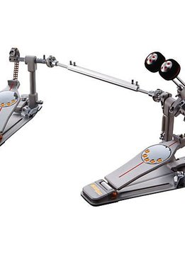 Pearl Pearl Eliminator Twin Pedal Chain Drive with Case