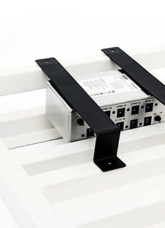 PedalTrain - PedalTrain Universal Power Supply Mounting Bracket Kit 2