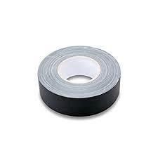"""ADJ 2"""" Black Stage Tape 1.89"""" X 180'"""