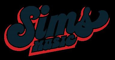 JJ ECC83SG Gold Pins - Sims Music