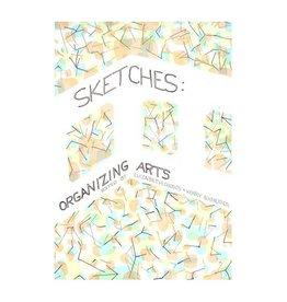 Green Lantern Press Sketches: Organizing Arts by Lauren Anderson