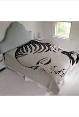 Artware Lena blanket by Mickalene Thomas