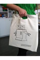 Scott Reeder Moon Dust Tote Bag